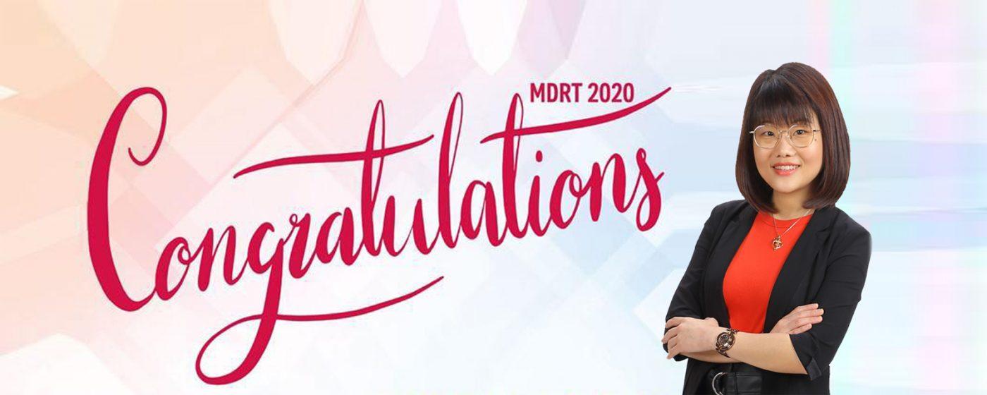 MDRT 2020 – Yeoh Kylie