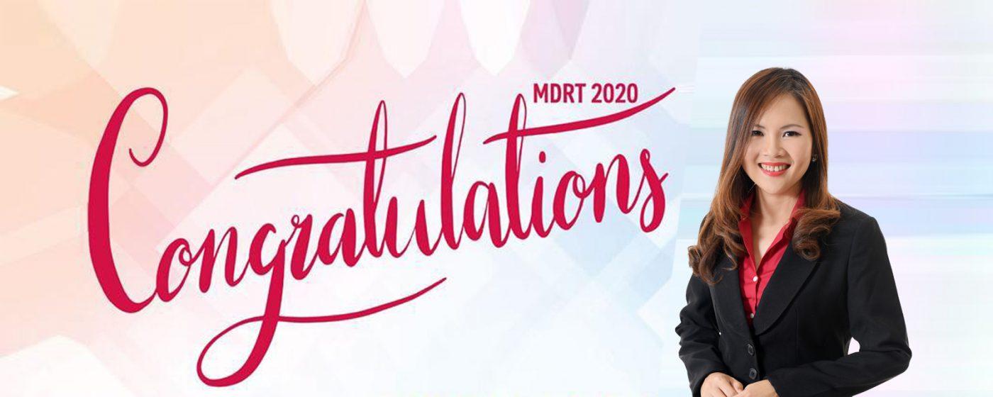 MDRT 2020 – Wendy Lim Poh Lean