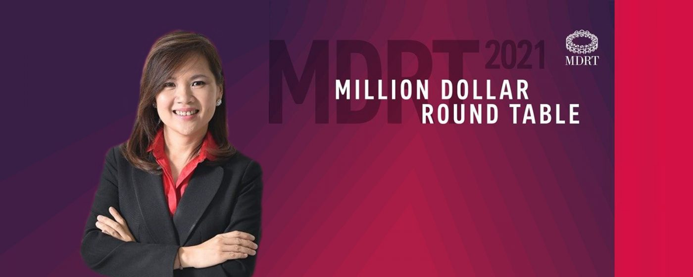 MDRT 2021 – Wendy Lim Poh Lean